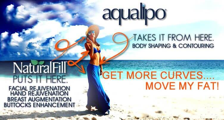 Aqualipo - NaturalFill - Get More Curves... Move My FAT!